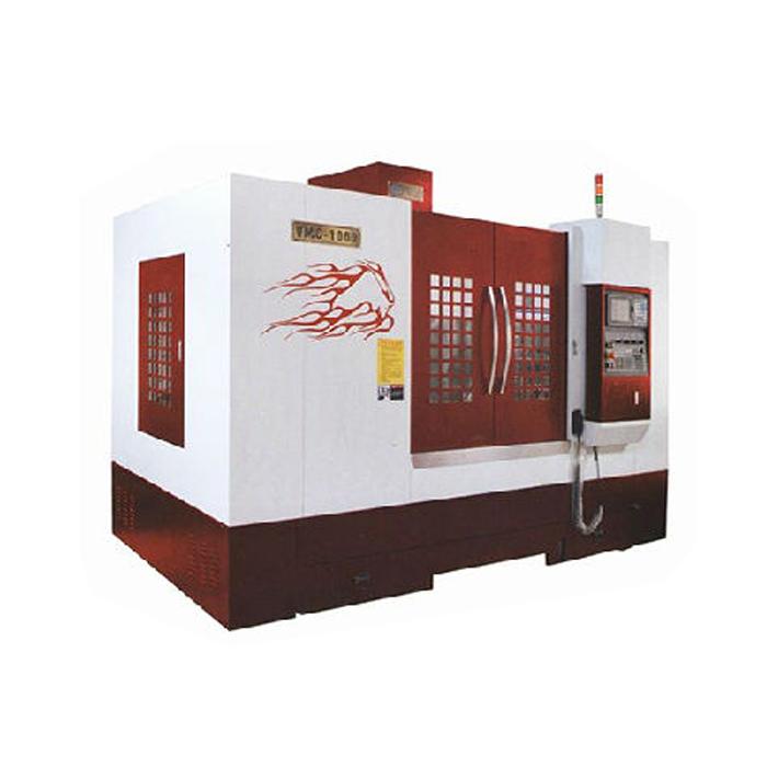 硬轨加工中心机VMC-1060